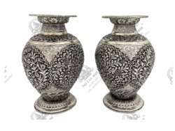 Metal Kala Silver Plated Artifacts