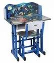 Avengers study table with chair