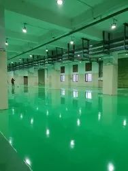 Corporate,Commertial Tile/Marble/Concrete Industrial Flooring Services, For Indoor