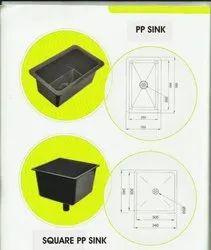 PP Laboratory Sink