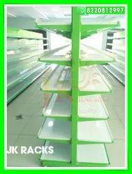 Double Side Display Racks