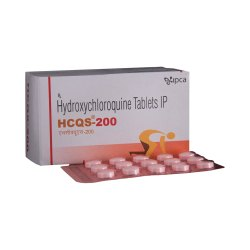 Hydroxychloroquine Sulphate Tablats IP