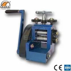Eagle Goldsmith Compact Rolling Mill With Roll Change Facility