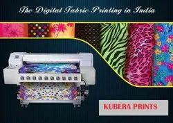 Digital Fabric Printing Service, 25, Print Size: 36