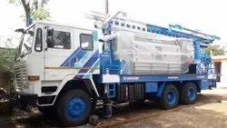 DTH 350 Water Deep Well Drilling Rig