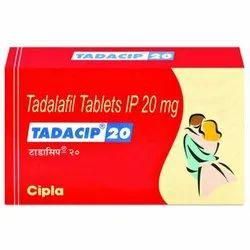 Tadalafil Tablets IP