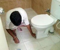Toilet Bathroom Waterproofing Service