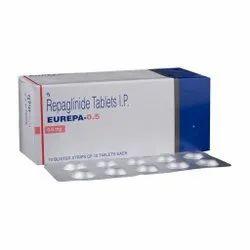0.5 Mg Repaglinide Tablets IP