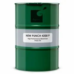 New Punch 4200P High Performance Motor Core Press Oil
