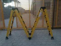 Fibre Glass Folding Ladders