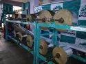 Triple Cylinder Paper Plate Making Machine