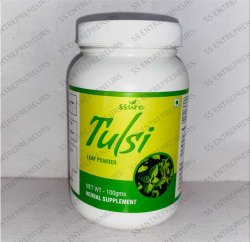 Ssure Tulsi Leaf Powder SS Entrepreneurs