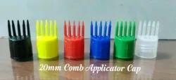 Comb Applicator Cap