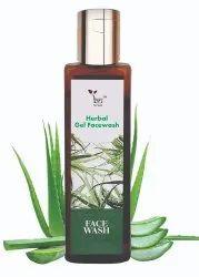 Herbal Gel Face Wash, Packaging Size: 80 Ml