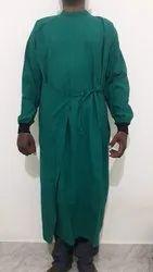 OT Surgeon Gown Front Open GSM 170