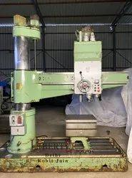 Stanko 2M55 Radial Drilling Machine
