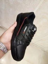 white & black Men Adidas Continental Shoes, Size: 6-10