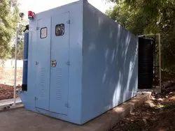 Industrial Effluent Clarifier ETP Plant, For Industrial Water