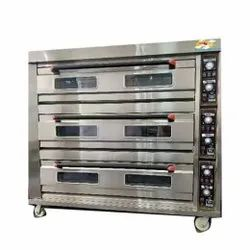 Electric Triple Deck Oven