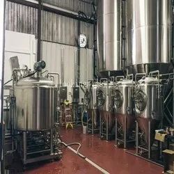 Brewery Plant