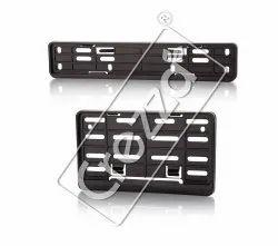 Vehicle Number Plate Frame