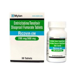 Emtricitabine Tenofovir Disoproxil Fumarate Tablets
