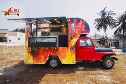 Portable Food Truck