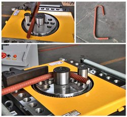 TMT Rebar Bending Machine 40 mm