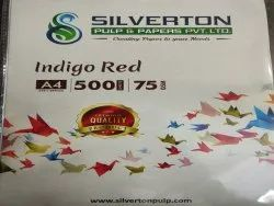 White Office Copier Paper, Packaging Size: 500 Sheet, Size: A4