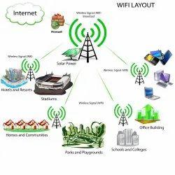 Wireless Wifi Solution Service, Organization/Office