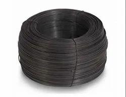 Mild Steel Black Annealed Binding Wire, For Construction, Gauge: 18