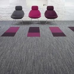 For COMMERCIAL AND RESIDENTIAL USE Designer Carpet