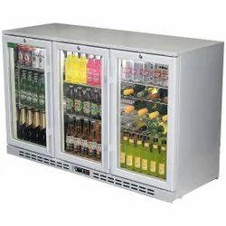 Three Door Back Bar Cooler/ Chiller