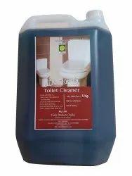 Flaks Liquid Toilet Cleaner, Packaging Size: 5kg