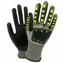 Impact And Cut Protection Gloves - Level 5/D - Nitriflex5/Impacto