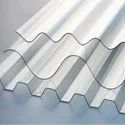 Polycarbonate Profile Roofing Sheets