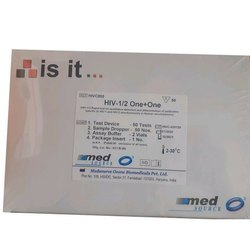 Hiv One + One Rapid Test Kit