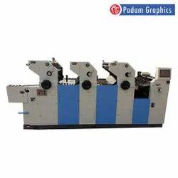 TR362G Three Color Offset Printing Machine