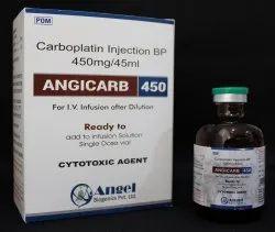 Carboplatin Injection BP 150mg / 450mg