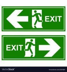 Exit Signage