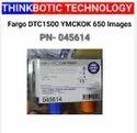 HID Fargo Ribbon DTC1500 YMCKOK 650 Images