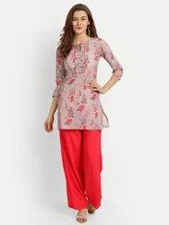 Grab this designer readymade kurti