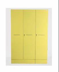 Mild Steel 3 Door Cupboard