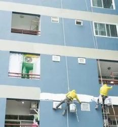 Commercial Building Painting Service