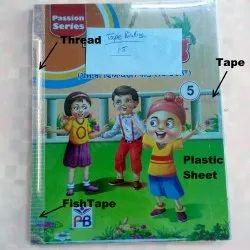 Tape Binding, in Jalandhar, Dimension / Size: A4 Size