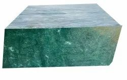 Polished Green Granite Slab, For Countertop, Thickness: 18 Mm