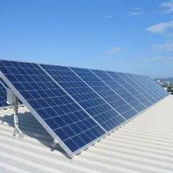 SOLAR POWER PLANT WITH EMI