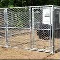GI Chain link fence
