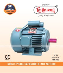 3 Hp Single Phase Induction Motor