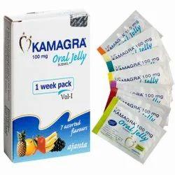 Kamagra Oral Jelly Sildenafil